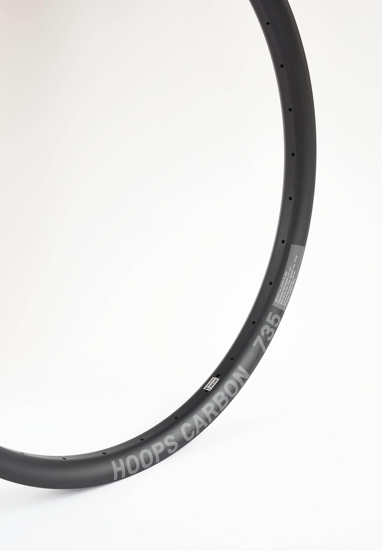 Hoops Carbon Felgen und Laufräder