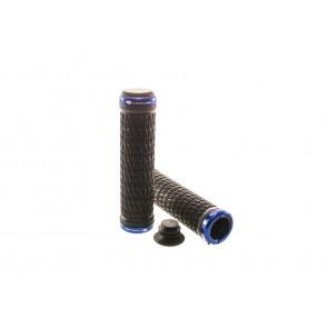 ACROS Griffe, A-Grip, blau/schwarz