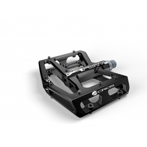ACROS, A-FLAT XL, 440 Gramm, schwarz, rot und blau