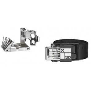 Set aus Fix Manufacturing Bike Tool und Gürtel Grösse M