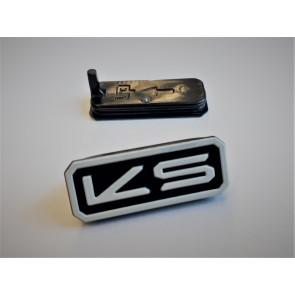 KS LEV DX Abdeckung Verbindungsschacht schwarz inkl. O-Ring
