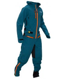 Dirtlej Dirtsuit - Core Edition Men Saphirblau/Orange