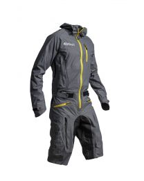 Dirtlej Dirtsuit Classic Edition Grau/Lime