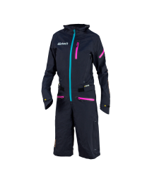 Dirtlej Dirtsuit Pro Edition Women Black Azur/Türkis