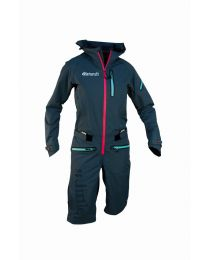 Dirtlej Dirtsuit Pro Edition Women Azurblau/Peach