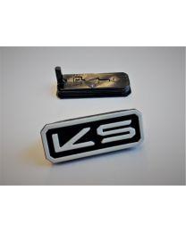 KS Abdeckung Verbindungsschacht schwarz inkl. O-Ring zu KS LEV DX