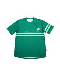 S/S Jersey Men Lo-Fi Amazon Green / Vibrant Green, Grösse XS - XXL