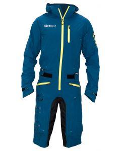 Dirtlej Dirtsuit Classic Edition Blaugrün/Gelb