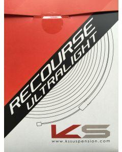 Recours Ultralight Remotekabel und Hülle Für alle LEV Modelle