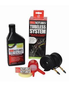 NoTubes Schlauchlos Kit Standard für Felgenbreite 21.5-24.5mm