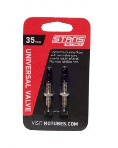 NoTubes ZTR Ventil 35 mm, 2er Pack