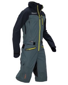 Dirtlej Dirtsuit Pro Edition Men Black/Azur/Lime